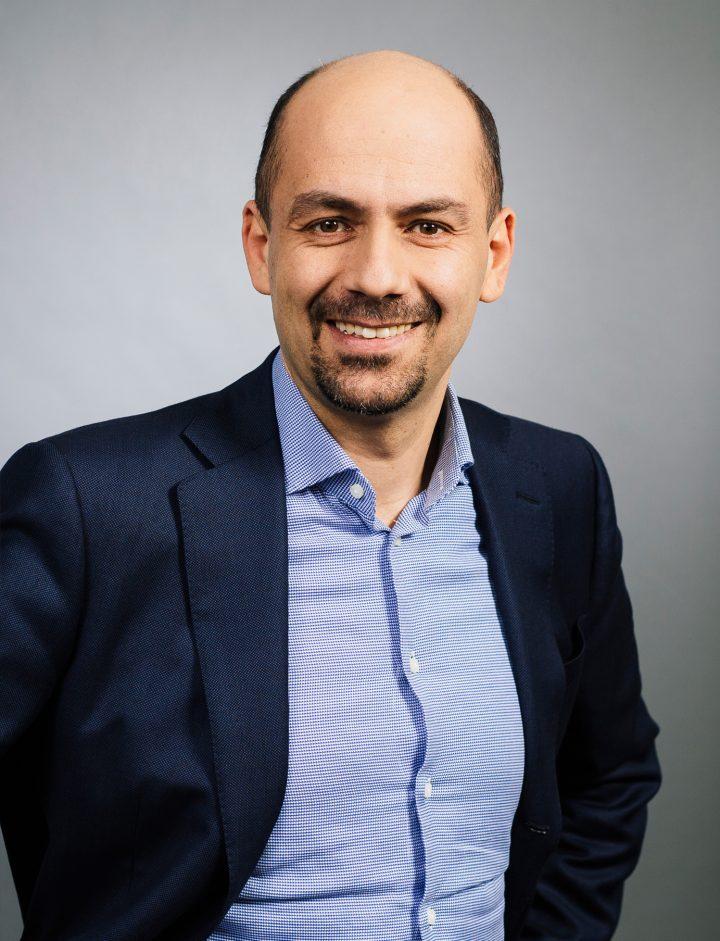 Portrait Dr. Ramin Assadollahi
