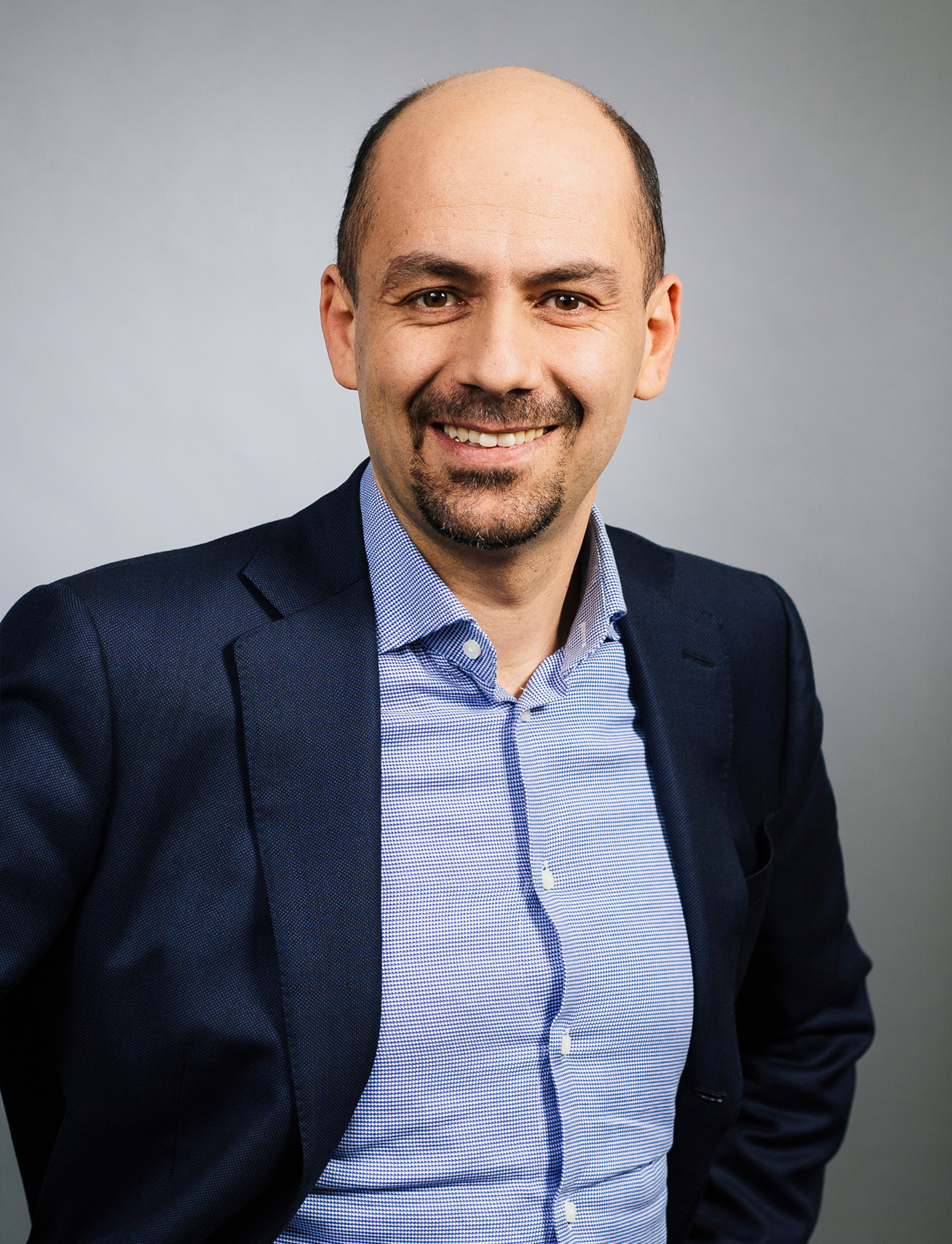 Picture of Dr. Ramin Assadollahi (CEO ExB)