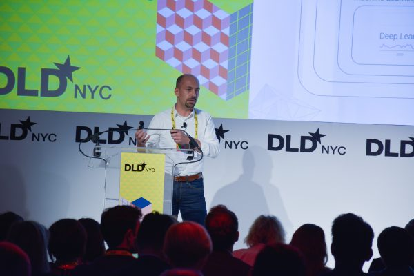 Photo Ramin Assadollahi at DLDnyc Conference 2016