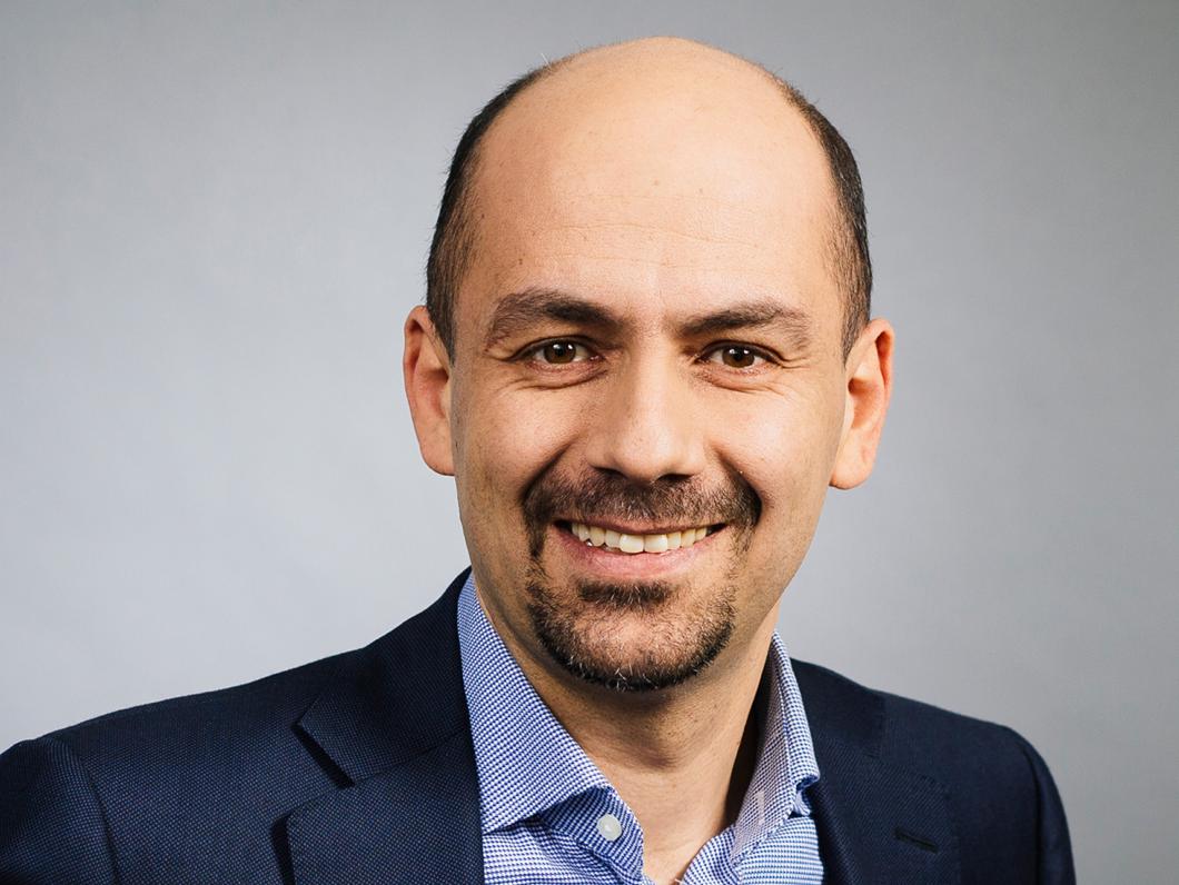 Portrait Ramin Assadollahi