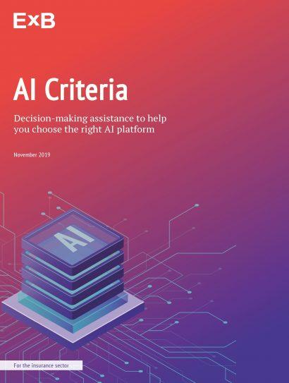 Title ExB whitepaper AI Criteria