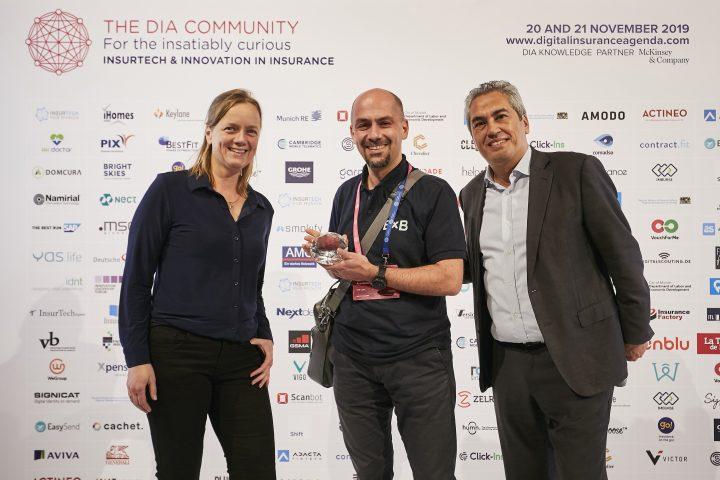 "ExB ""DIAmond Award"" DIA München 2019"