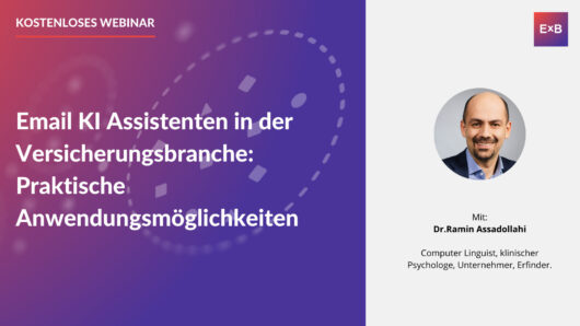 webinar email datenextraktion in der Versicherungsbranche